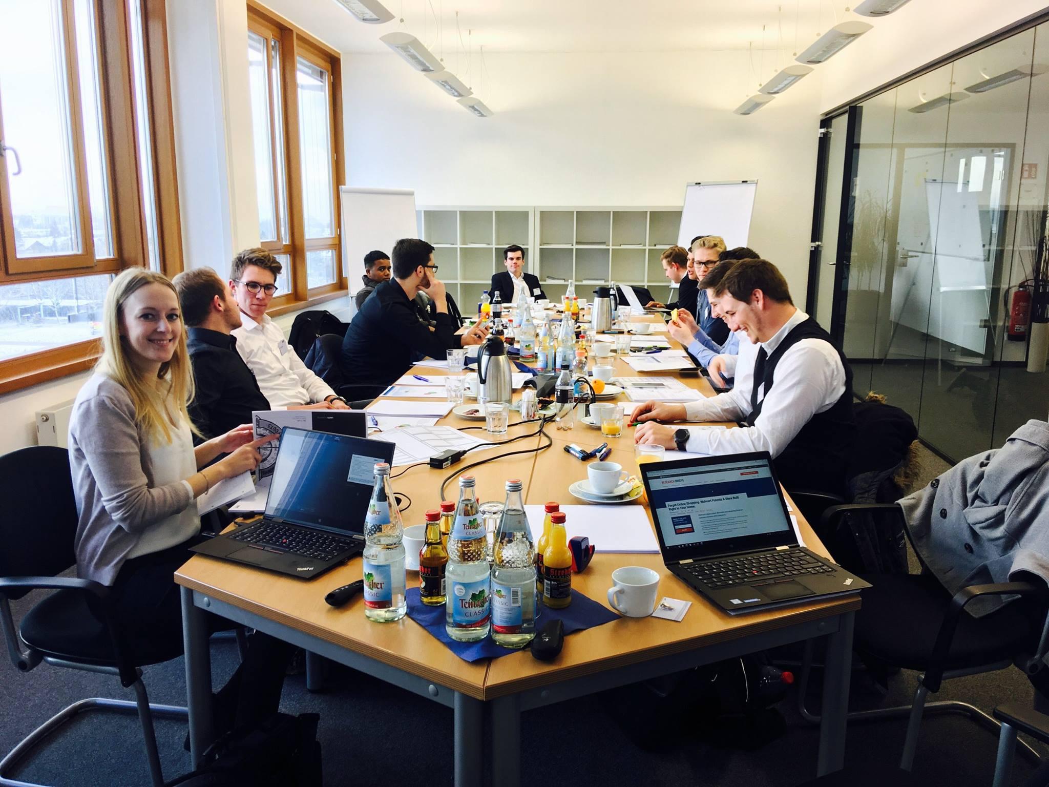 Schulung Präsentations & Moderationstechnicken (Unity AG)